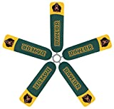 Fan Blade Designs Baylor University Ceiling Fan Blade Covers