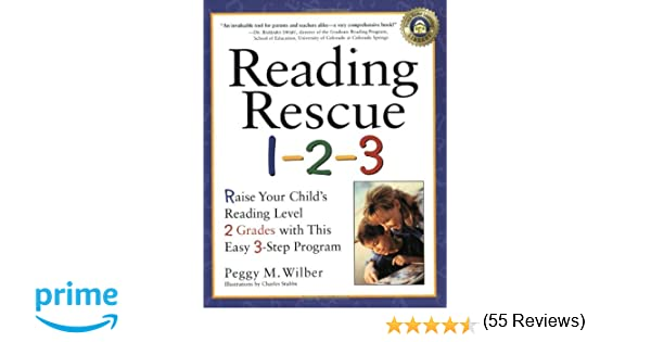 Amazon.com: Reading Rescue 1-2-3: Raise Your Child's Reading Level ...