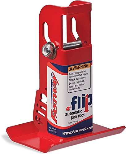 Fastway 88-00-6525 Flip Jack Foot, 6