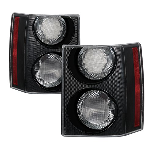 Range Rover 2006-09 Euro Style Tail Lights Clear ()