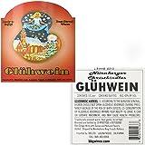 NV King Frosch Red Blend Glühwein 1.0 L Wine