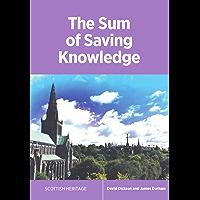 The Sum of Saving Knowledge (Scottish Heritage Book 6) (English Edition)