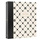 Jot & Mark Recipe Binder 3 Ring Organizer with
