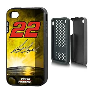 Joey Logano iphone 6 4.7 & iphone 6 4.7 Rugged Case #22 Shell Pennzoil NASCAR