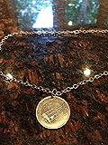 Jordan 10 piastres coin necklace