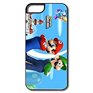 Super Mario Brothers Interior Case Cover For IPhone 5/5s - Holidays Case