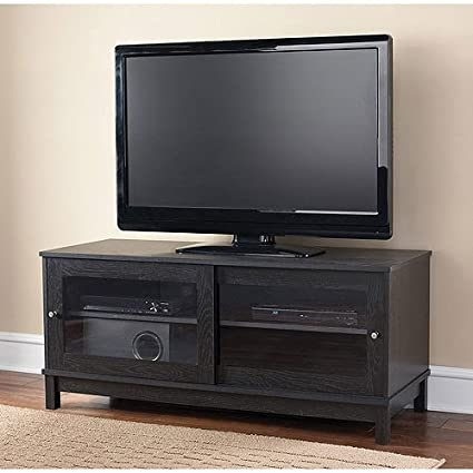 Amazoncom Tv Stand Tv Stand For Tvs Up To 55 Tv Stands For