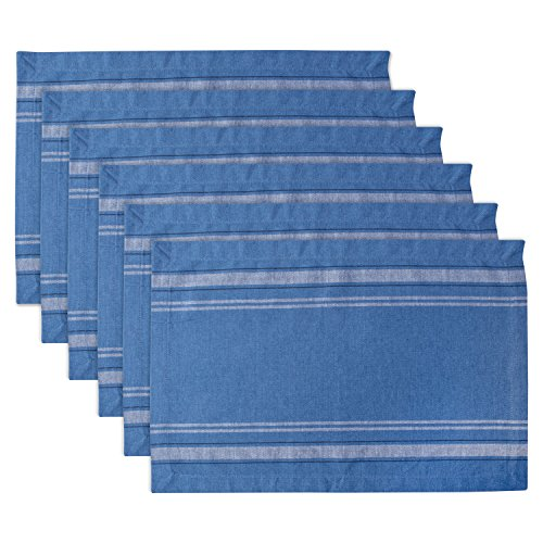 DII Machine Washable Everyday Placemat