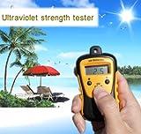 ELEOPTION High Precision UV Strength Tester UVA UVB