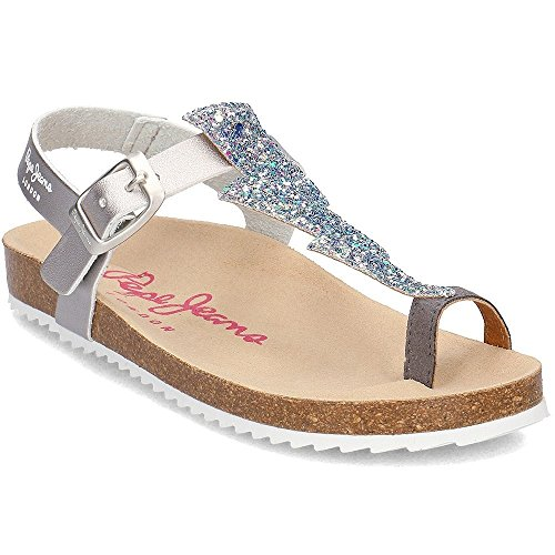 Pepe Jeans Bio Rayo - PGS90099934 - Color Silver - Size: 35.0 EUR by Pepe Jeans