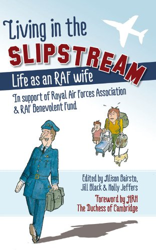 Living in the Slipstream: Foreword by HRH the Duchess of Cambridge pdf epub