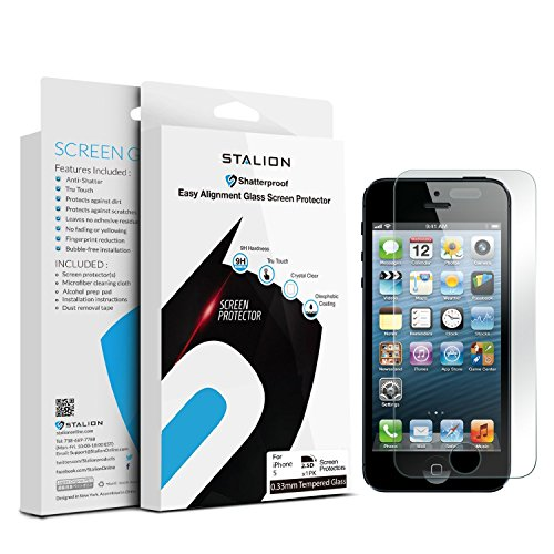 iPhone Screen Protector Shatter Proof Packaging