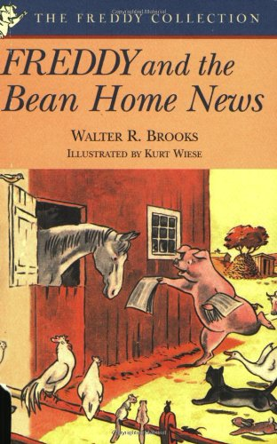 Read Online Freddy and the Bean Home News ebook