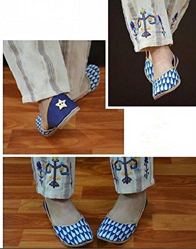 Indie Zeppa Sandali Artisans con Donna 7r7gFq