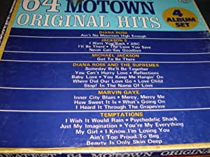 THE GREATEST 64 MOTOWN ORIGINAL Hits
