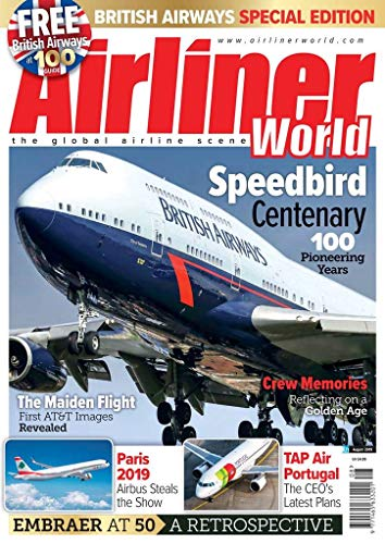 Best Price for Airliner World Magazine Subscription