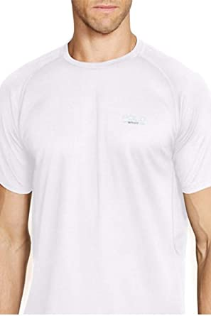 134c8ae4 Polo Ralph Lauren Performance T-shirt Pure White (Large) at Amazon ...