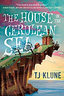 Book Cover: The House in the Cerulean Sea