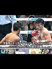 宮崎亮×トンチャイレック・チャイヨンジム(2015) ライトフライ級8回戦