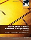 img - for Introduction to Finite Elements in Engineering Fourth Edition book / textbook / text book