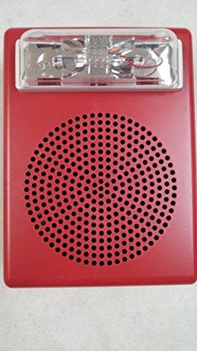 Siemens 500-636025 SE-MC-R Fire Alarm Speaker Strobe
