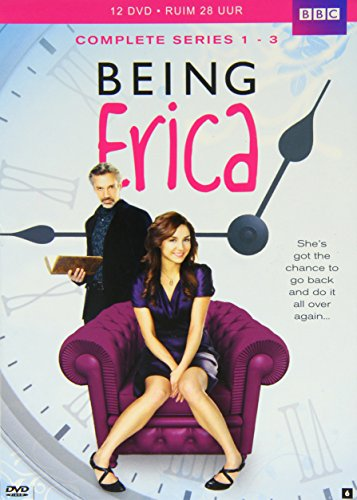 Being Erica - Series 1-3 (import)