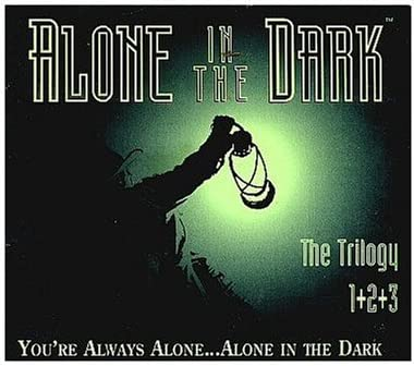 ALONE IN THE DARK TRILOGY [Importación Inglesa]: Amazon.es ...