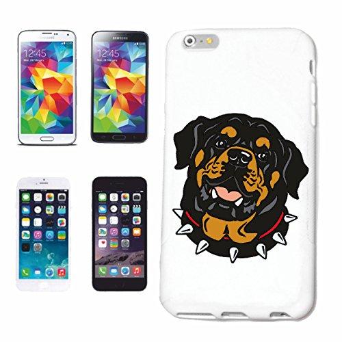 caja del teléfono iPhone 7+ Plus ROTTWEILER cría de perros CUIDADO entrenamiento de la casa PERROS PERRERA DE CRIADORES DE PERRITO Caso duro de la cubierta Teléfono Cubiertas cubierta para el Apple