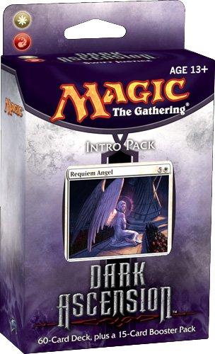 Magic the Gathering Dark Ascension DKA Sealed Intro Starter Deck White Red Swift Justice