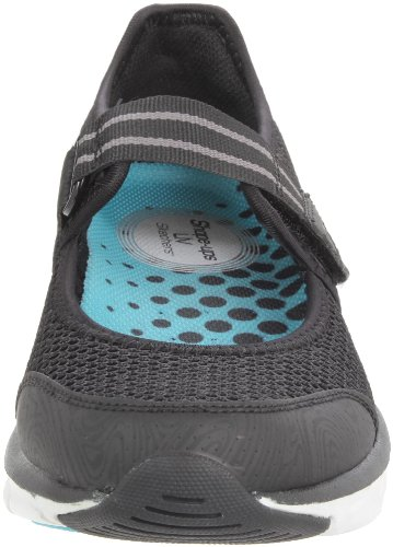 Negro 12474 Zapatos Para Liv nbsp;happy Skechers Mujer YFxEw1vqn