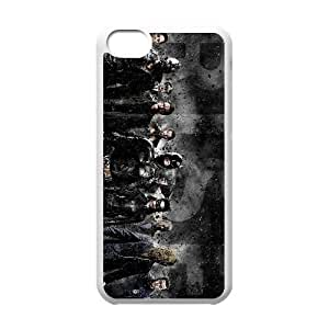 batman the dark knight rises iPhone 5c Cell Phone Case White DWRS6513591706465