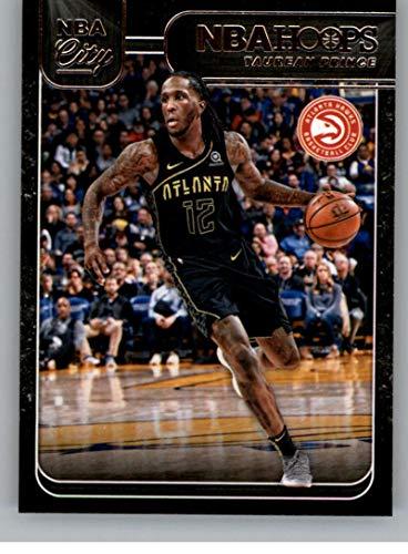 2018-19 Panini Hoops NBA City #23 Taurean Prince Atlanta Hawks NBA Basketball Trading Card