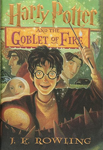 (Harry Potter And The Goblet Of Fire (Book 4))
