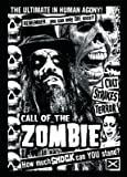 Rob Zombie Postcard 46 234