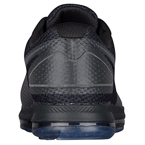 brand new 45f75 083a8 coupon code for homme running de compétition black dark 2 004 chaussures nike  out anthracite zoom