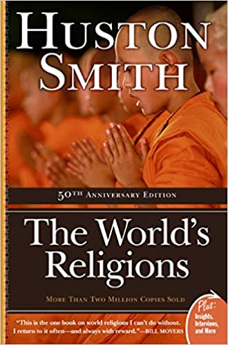 Amazoncom The Worlds Religions Plus 9780061660184 Huston