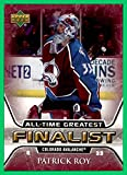 2005-06 Upper Deck All-Time Greatest #16 Patrick Roy COLORADO AVALANCHE