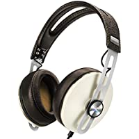 Sennheiser HD 1 Over Ear Wired Stereo Headphones for Apple Devices (Ivory)