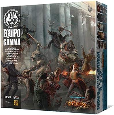 Edge Entertainment The Others - Equipo Gamma EDGSSN08: Amazon.es: Juguetes y juegos
