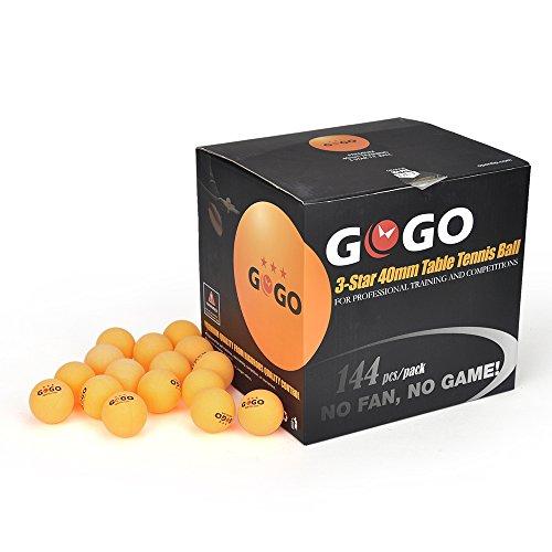 GOGO 3 Star Seamless Premium 144 pack