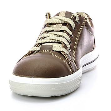 Elten 72110-38 Maroon Low Chaussures de sécurité S2 Taille 38: Amazon.fr:  Bricolage