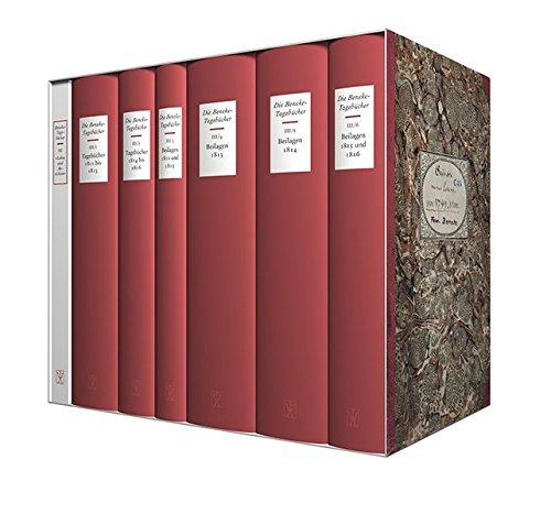 Die Tagebücher III (1811-1816)