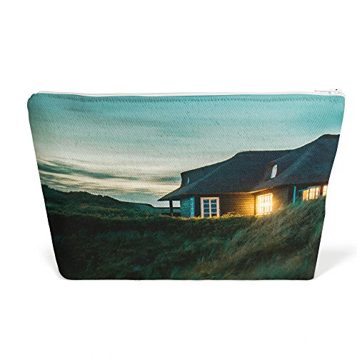 Modular Cottage Office (Westlake Art - Sky Cloud - Pen Pencil Marker Accessory Case - Picture Photography Office School Pouch Holder Storage Organizer - 13x9 inch (FE80E))