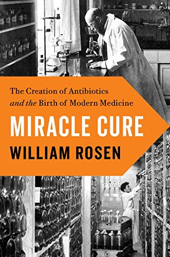 Book Cover: Miracle Cure: The Creation of Antibiotics and the Birth of Modern Medicine
