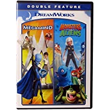 Megamind / Monsters Vs. Aliens - both full feature DreamWorks Animated Films
