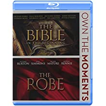 Bible, The / The Robe Double Feature Blu-ray (2012)