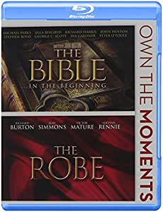 The Bible / The Robe [Blu-ray] [Import]
