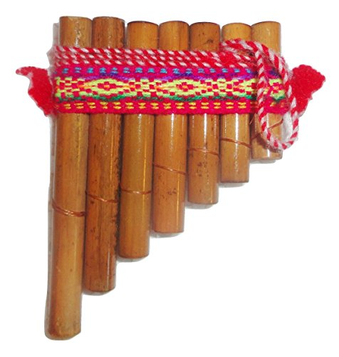 Petite Tiny Antara Flute Pipes product image