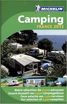 France 2015 Michelin Camping Guides - sono2014