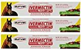 Ivermectin Paste Dewormer - 6.08g dose @ 1.87% Apple Flavor...